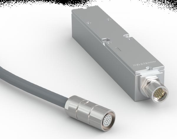 Kabel mit Steckverbinder